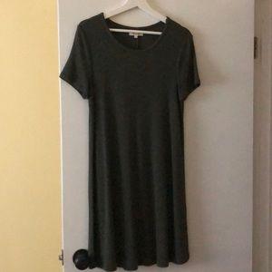 Madewell t-shirt dress M